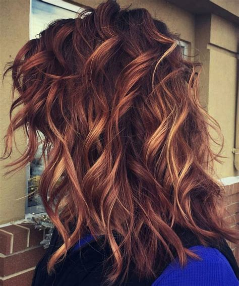 hairstyles with color 10 medium length hairstyles for thick hair in