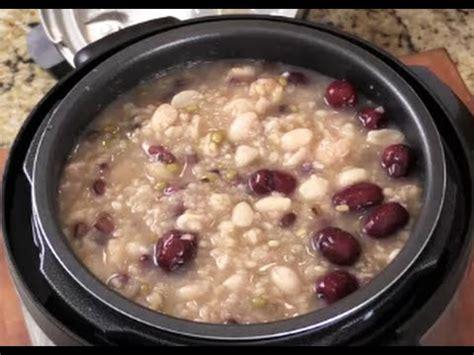 new year porridge recipe healthy and longevity 8 treasures porridge for new