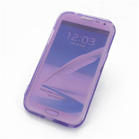 samsung galaxy note 2 soft case purple pdair 10 off