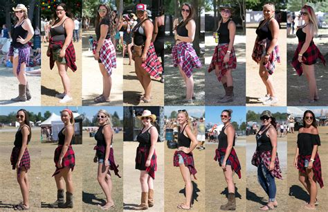 boots and hearts festival festival fashion the trends of boots hearts