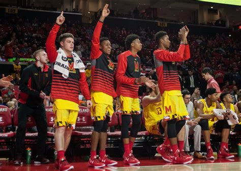 Mba Orientation Athletic Maryland by Maryland S Basketball Leads The Big Ten That S No