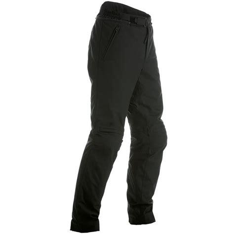 dainese amsterdam  dry bayan motosiklet pantolonu siyah