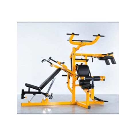 yellow weight bench powertec workbench multisystem home gym yellow all