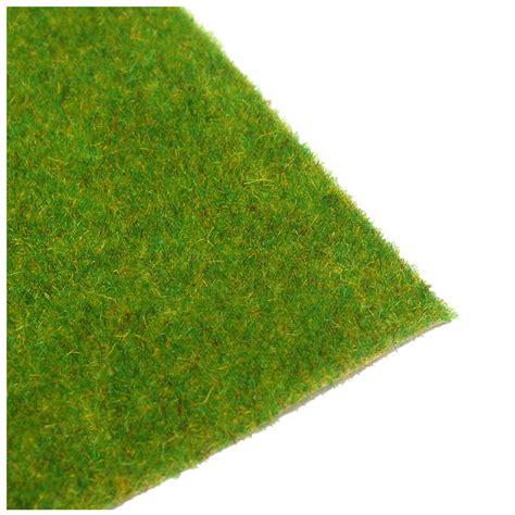 Straw Landscape Matting - 50x50cm landscape grass mat model adhesive paper