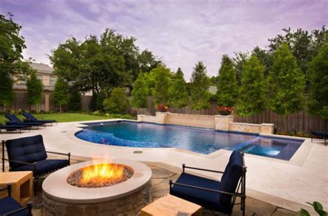 Small Backyard With Pool Landscaping Ideas Exterior Design Simple Small Backyard Landscaping Ideas And Pool Small Fiberglass Swimming