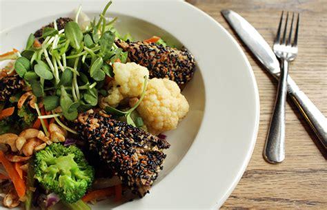 Detox Tofu Recipes by Macro Bowl With Sesame Tofu Recipe By Daily Burn