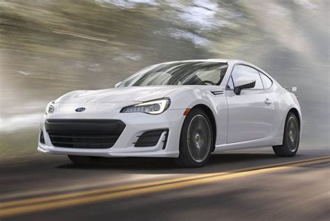 subaru brz 2017 2017 subaru brz revealed more power updated design