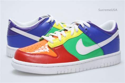 rainbow shoes rainbow shoes