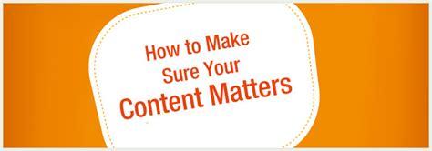 How To Make Sure Your - how to make sure your content matters healthcare recruiters