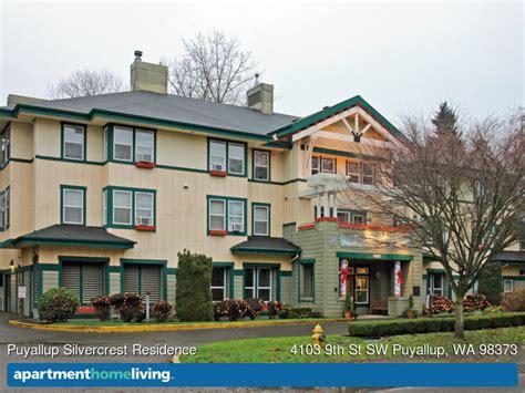 Apartment Homes Puyallup Wa Puyallup Silvercrest Residence Apartments Puyallup Wa