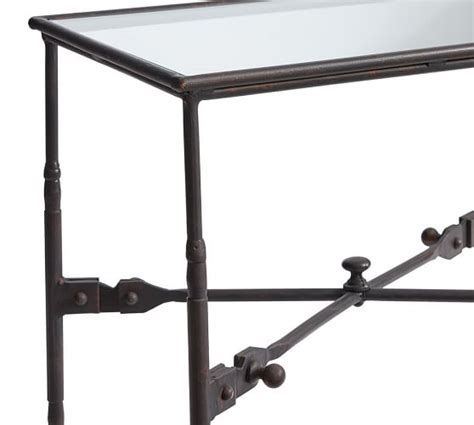 estelle accent table pottery barn