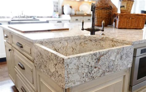 Ideas For Kitchen Backsplash With Granite Countertops - 24 beautiful granite countertop kitchen ideas page 5 of 5