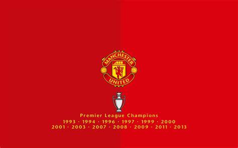 manchester united champions european football club hd