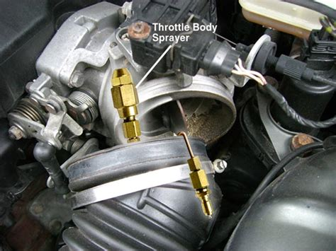 electronic throttle control 2004 cadillac deville electronic valve timing throttle body cleaning