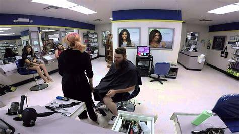 dylan shaircut dylan s haircut ft tatum youtube