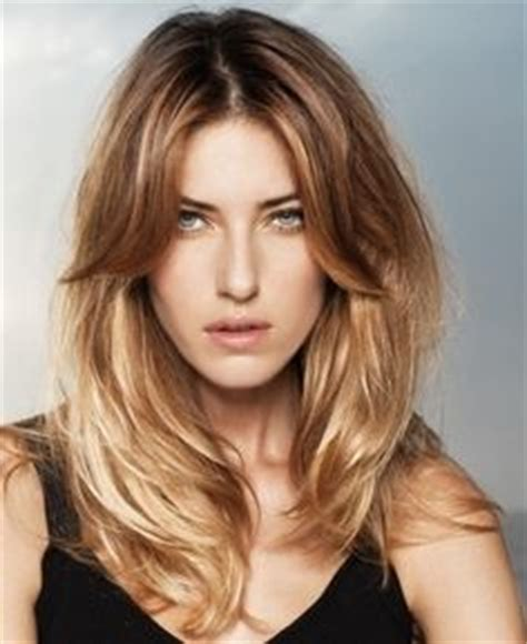 how to cut center part bangs 1000 images about long bang center part on pinterest