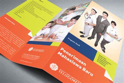 jasa desain brosur graphic design agency indonesia