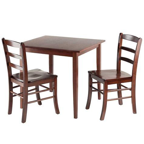 dining table for 2 groveland 3 dining set in dinette sets