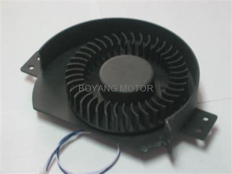brushless radiator fan brushless fans bywf2005 15050 boyang motor