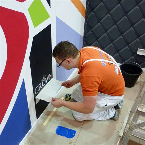 Apprenticeship Interior Design by Crown Trade Apprentice Decorator Of The Year Decorating News