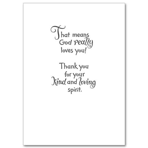 Thank You Note For Bible God A Cheerful Giver Thank You Card