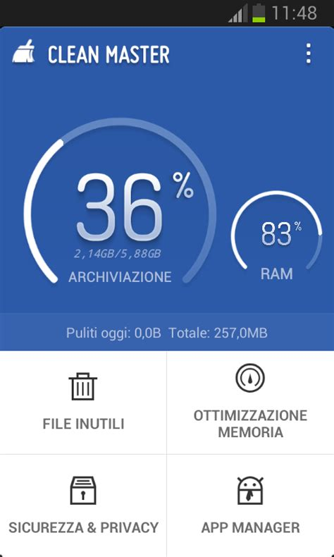 clean master antivirus for androids android pulizia per il vostro smartphone con clean master e ccleaner for tv series