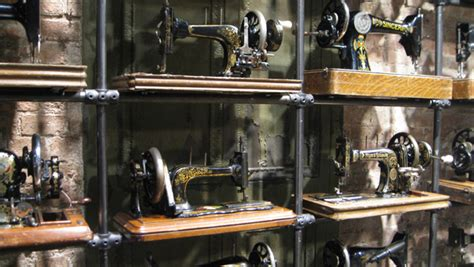 All Saints Interior Design by At All Saints A Gallery Of Vintage Sewing Machines Arts