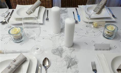 Tischdeko Hochzeit Silber by Mustertische Silberhochzeit Gastgeschenke Tischdeko