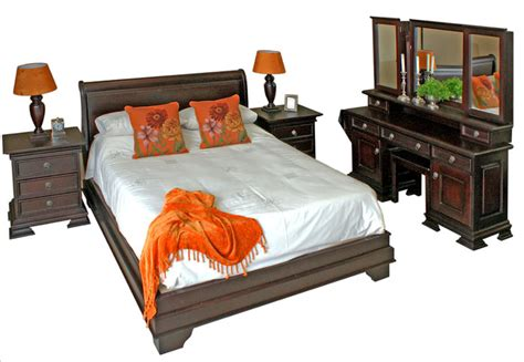 Bed With Tv In Footboard For Sale by Sleigh Bed Detail No Footboard Vryheid Country Furniture