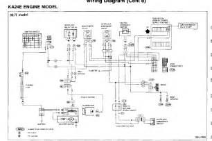 97 nissan wiring diagram for speedometer