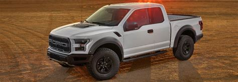 2017 Ford F 150 Raptor Engine Options and Performance