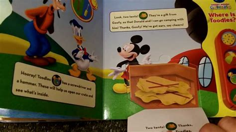 Mickey Mouse Clubhouse Where Is Toodles disney mickey mouse clubhouse where is toodles