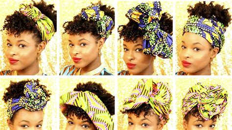 www hadtowrapshorthair 12 ways to style head wraps and hats on short natural hair