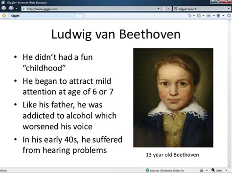 beethoven biography interesting facts ludwig van beethoven