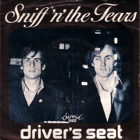 driver s seat sniff n the tears 45cat sniff n the tears driver s seat slide away