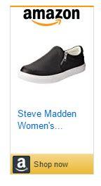 Madden Company Of Steve Madden Rosegold slip on shoes with zipper steve madden ellias sneakers