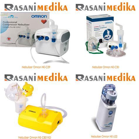 Omron Mesh Nebulizer Ne U22 Alat Uap Uap Pernafasan distributor nebulizer omron jakarta rasani medika