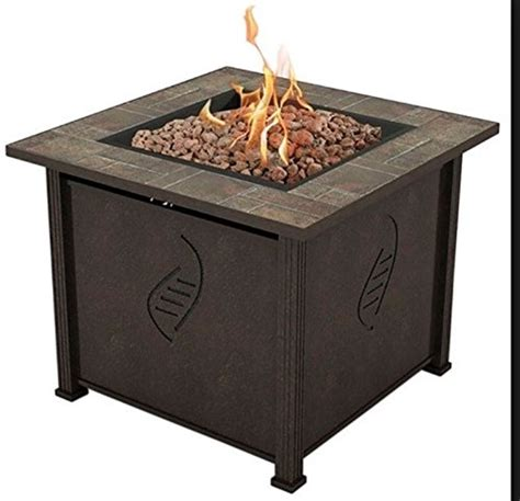 Gas Pit Table With Lid 19 Best Propane Gas Pits