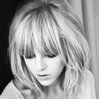 long choppy bob with fringe choppy long bob big fringe hair inspo pinterest long