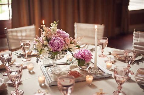 tablescape ideas inspired creations romantic pink wedding inspiration