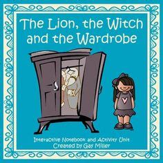 Lesson Plans For The The Witch And The Wardrobe by 1000 Images About Chronicles Of Narnia Activities On