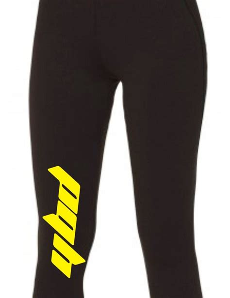 Legging Sport 3 4 uclan womens coolfit 3 4 sports iprosports