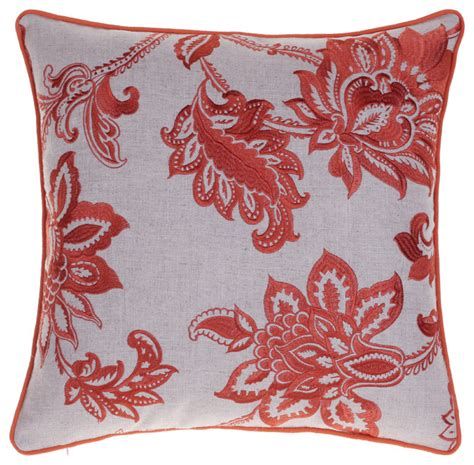 country decorative pillows embroidered country throw pillow spice farmhouse