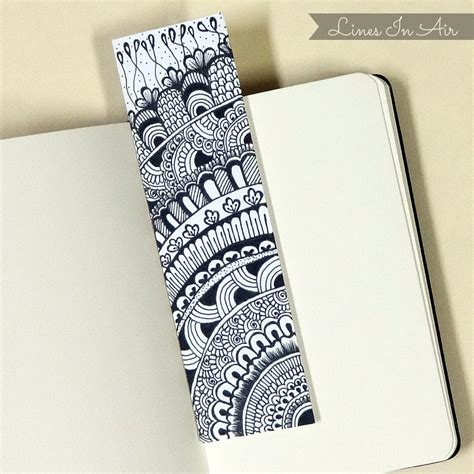 ideas for doodle books doodle bookmark www user linesinair