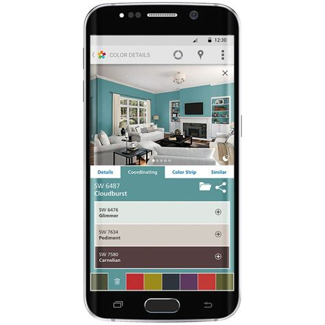 sherwin williams color visualizer app what s app sherwin williams colorsnap visualizer