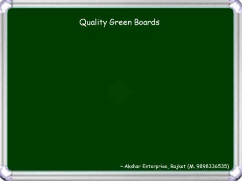 green board at rs 500 piece writing board id 11091903712