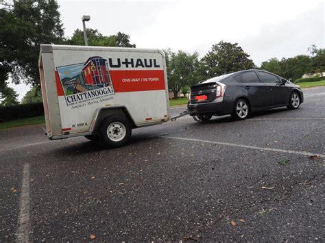 u haul boat trailer rental gen 3 towing a uhaul 5x8 priuschat