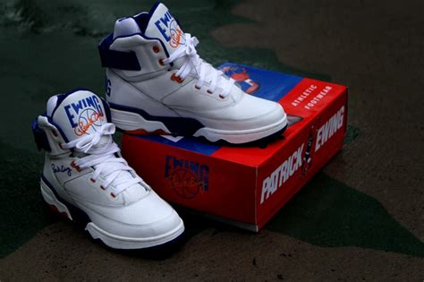 ewing shoes limited edition ewing athletics 33 hi sneakers re release