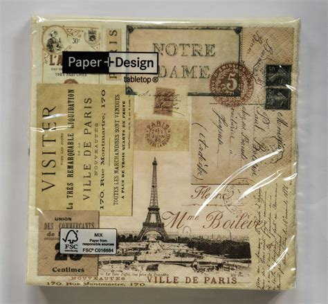 decorative papers for crafting 20 pck beautiful vintage decorative paper napkins
