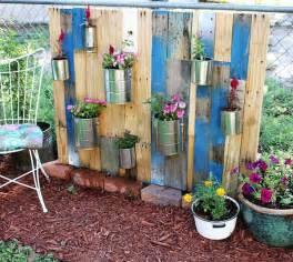 Vertical Gardening Diy Diy Vertical Pallet Garden Outdoortheme
